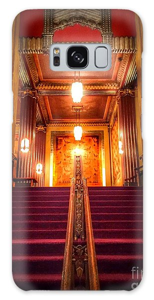 Pantages Theater's Grand Staircase Galaxy Case