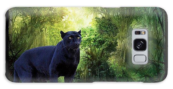 Panther Alert Galaxy Case