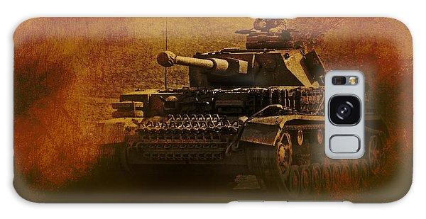 Panzer 4 Ausf G Galaxy Case by John Wills