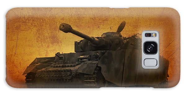 Panzer 4 Ausf H Galaxy Case by John Wills