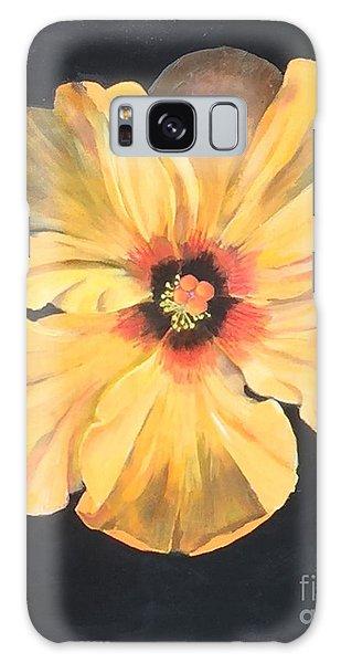 Paper Flower Galaxy Case