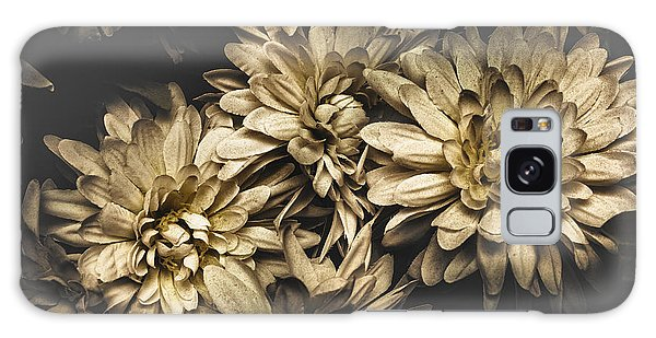 Galaxy Case featuring the photograph Paper Flowers by Jorgo Photography - Wall Art Gallery