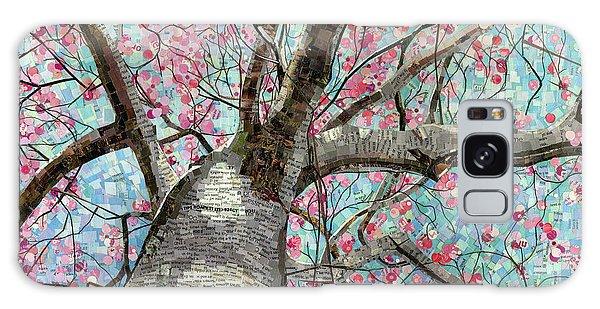 Paper Magnolias Galaxy Case