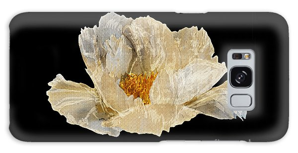 Paper Peony Loving By Giving Galaxy Case by Diane E Berry