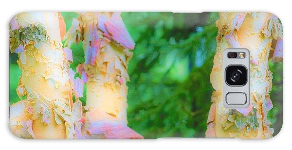 Paper Thin Bark Galaxy Case