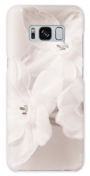 Paper Whites II Galaxy Case