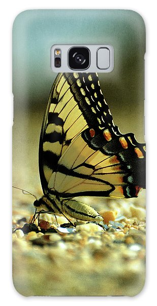 Papilio Glaucus Eastern Tiger Swallowtail Galaxy Case