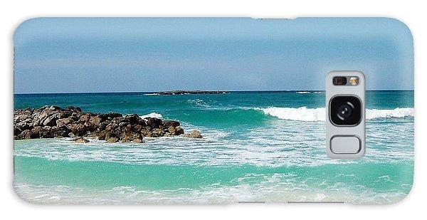 Paradise Island Galaxy Case