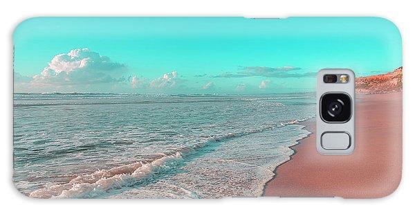 Paradisiac Beaches Galaxy Case