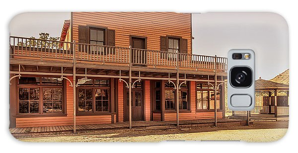 Paramount Ranch Saloon Galaxy Case