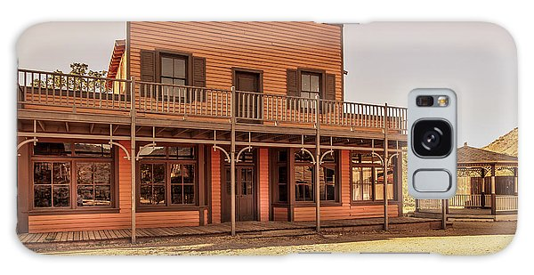 Paramount Ranch Saloon Galaxy Case