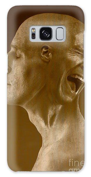 Anguish Galaxy Case - Paranoid Schizophrenia by George Mattei