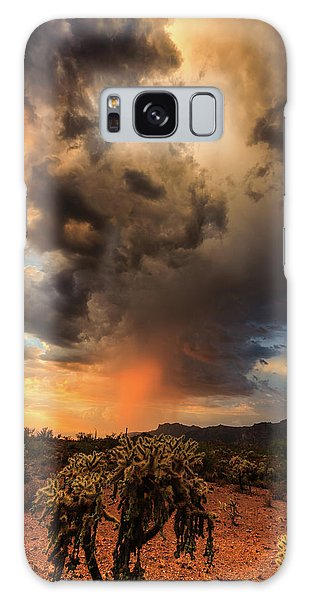 Galaxy Case featuring the photograph Parched by Rick Furmanek