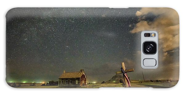 Pareidolia  Galaxy Case