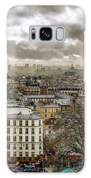 Paris As Seen From The Sacre-coeur Galaxy Case