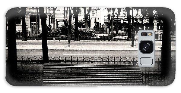 Paris Bench Galaxy Case
