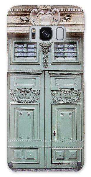 Paris Doors No. 29 - Paris, France Galaxy Case