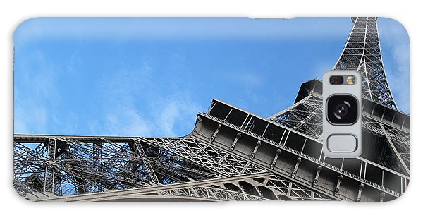 Paris Eiffel Tower Galaxy Case