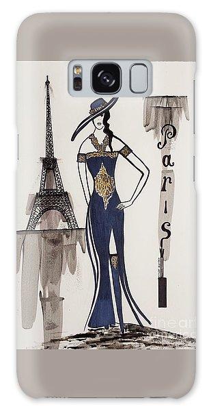 Paris Fashion Galaxy Case
