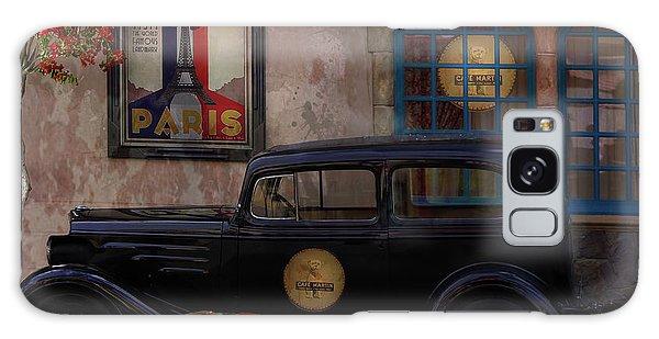 Paris In Spring Galaxy Case