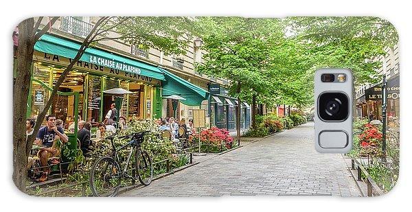 Paris In The Spring  Galaxy Case