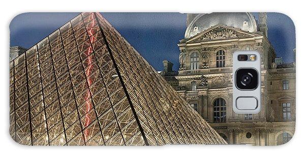 Paris Louvre Galaxy Case