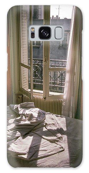 Paris Morning Galaxy Case