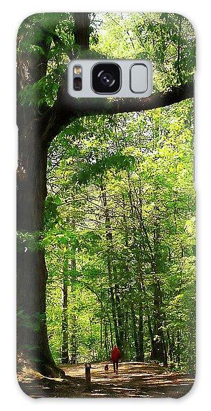 Paris Mountain State Park South Carolina Galaxy Case