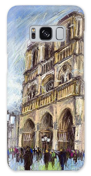 Paris Notre-dame De Paris Galaxy Case