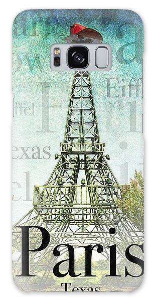 Paris Texas Style Galaxy Case