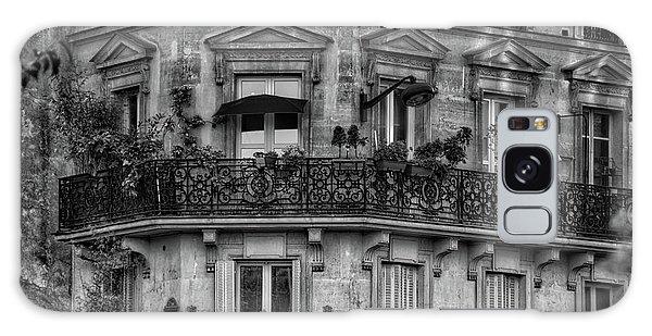 Parisian Apartment Galaxy Case