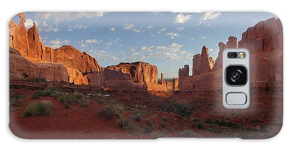 Park Avenue Arches National Park Galaxy Case