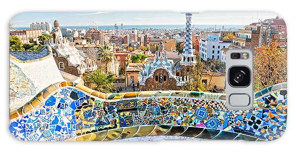 Park Guell Barcelona Galaxy Case