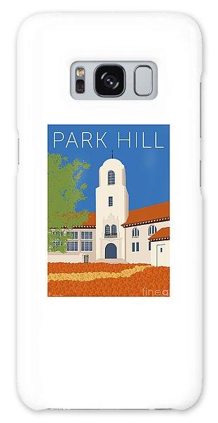 Park Hill Blue Galaxy Case