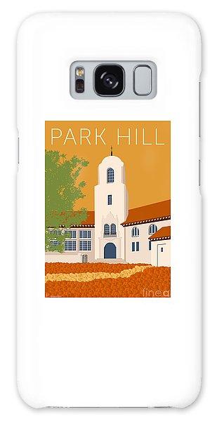 Park Hill Gold Galaxy Case