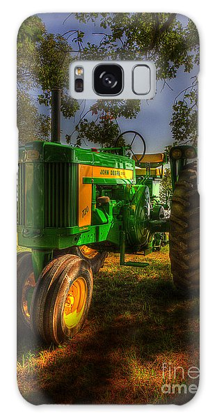 Parked John Deere Galaxy Case