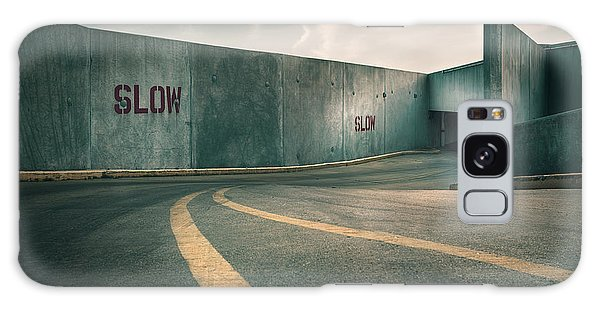 Zombies Galaxy Case - Parking Garage At The End Of The World by Scott Norris