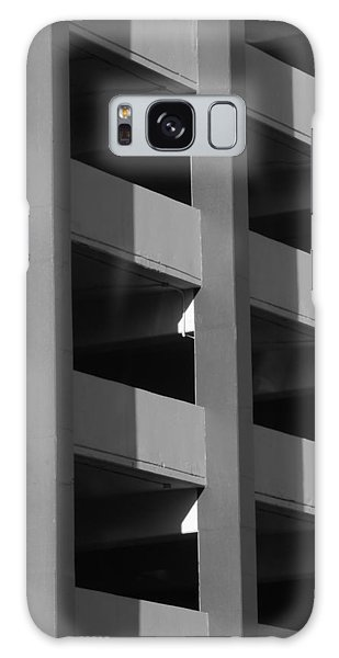 Parking Garage Milwaukee Abstract 2334 Galaxy Case