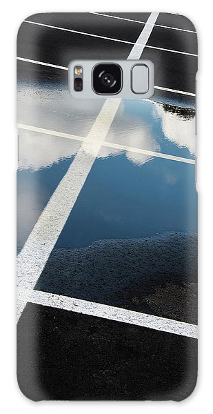 Parking Spaces For Clouds Galaxy Case