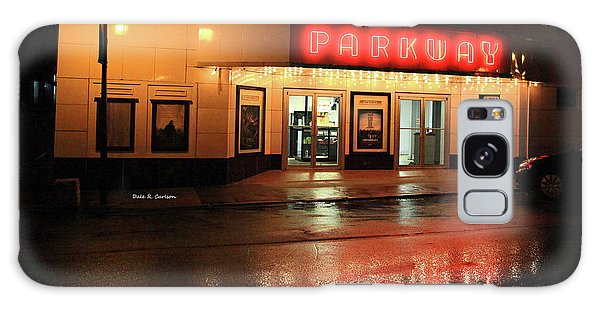 Parkway Night Galaxy Case by Dale R Carlson