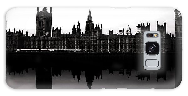 Houses Of Parliament Galaxy Case - Parliament by Martin Newman