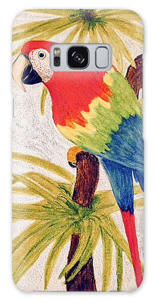 Parrot Galaxy Case