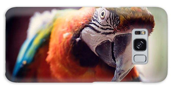 Parrot Galaxy S8 Case - Parrot Selfie by Fbmovercrafts
