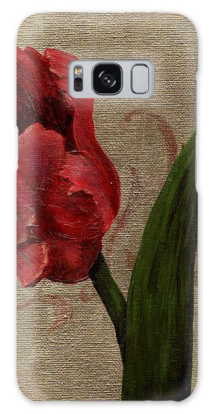 Parrot Tulip I Galaxy Case