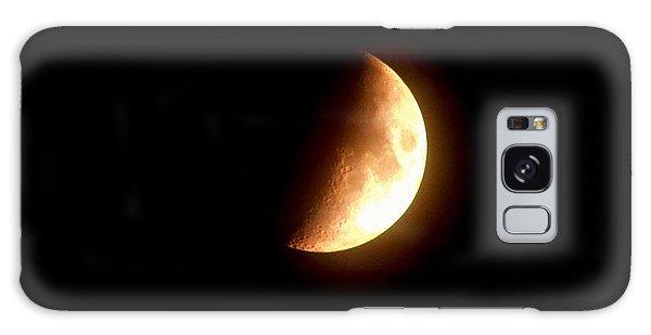 Partial Moon Galaxy Case