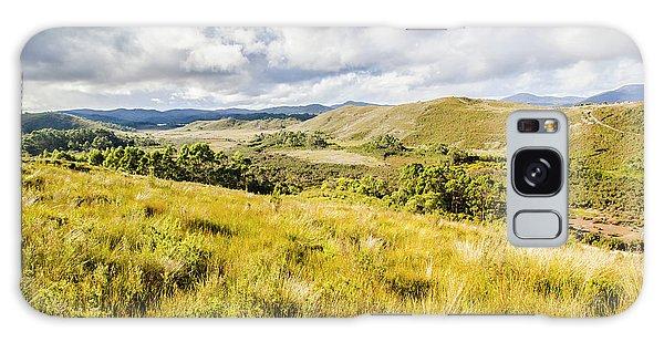 Ecosystem Galaxy Case - Parting Creek Regional Reserve Tasmania by Jorgo Photography - Wall Art Gallery