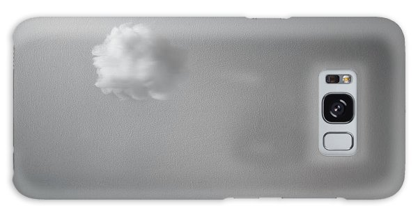 Indoors Galaxy Case - Partly Cloudy by Scott Norris