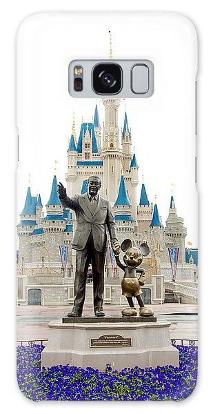 Walt Disney Galaxy Case - Partners by Greg Fortier