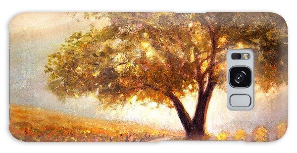 Paso Robles Golden Oak Galaxy Case