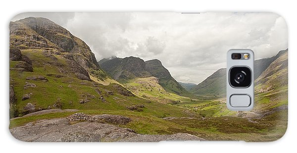 Pass Of Glencoe Galaxy Case